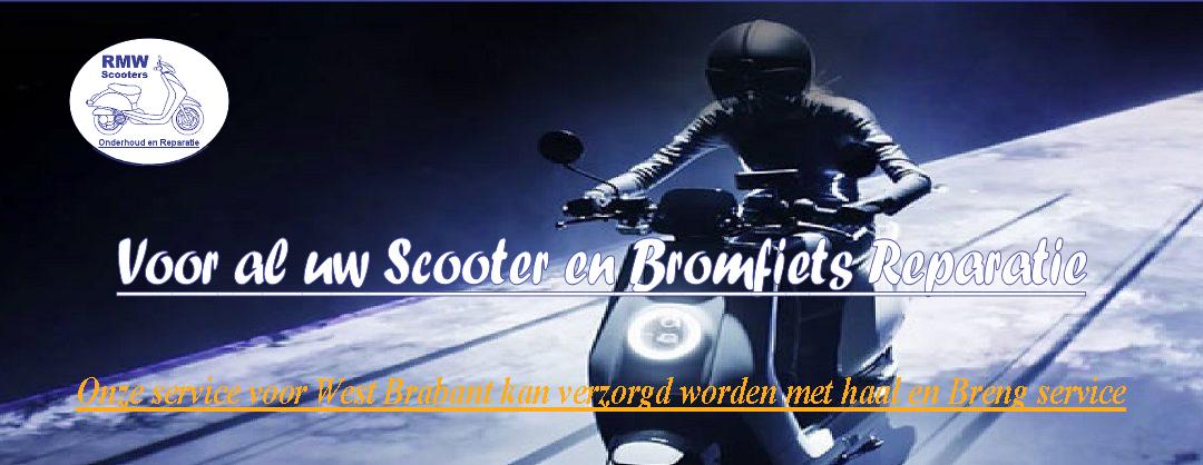 Nieuwe en Gebruikte onderdelen, scooter kopen, gebruikte scooter, Bromfiets