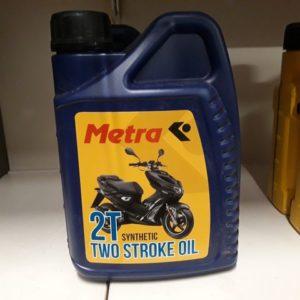 2 Takt olie
