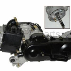Scooter motor motorblok gy6